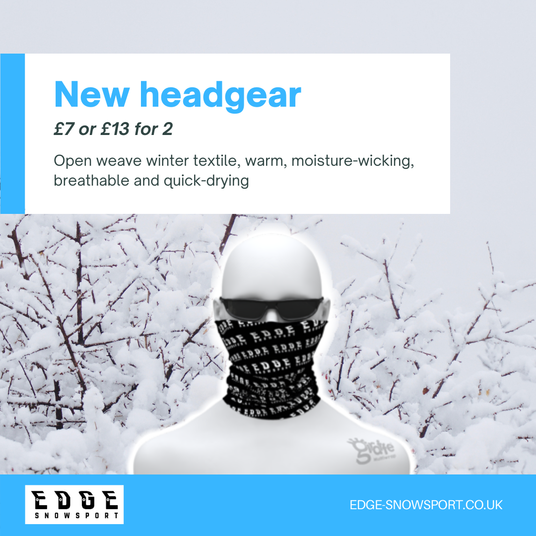 New Edge Snowsport buffs